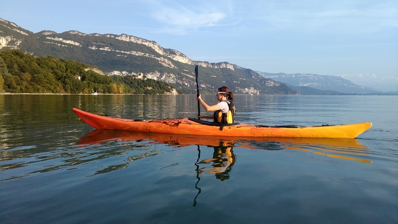 Break printanier sur le Lac du Bourget