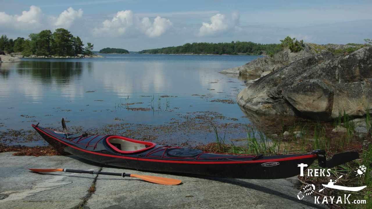 Baltique : Le PARADIS du kayak!