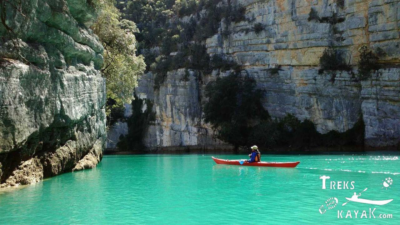 Haute-Provence: Lacs, Gorges et Canyon duVerdon