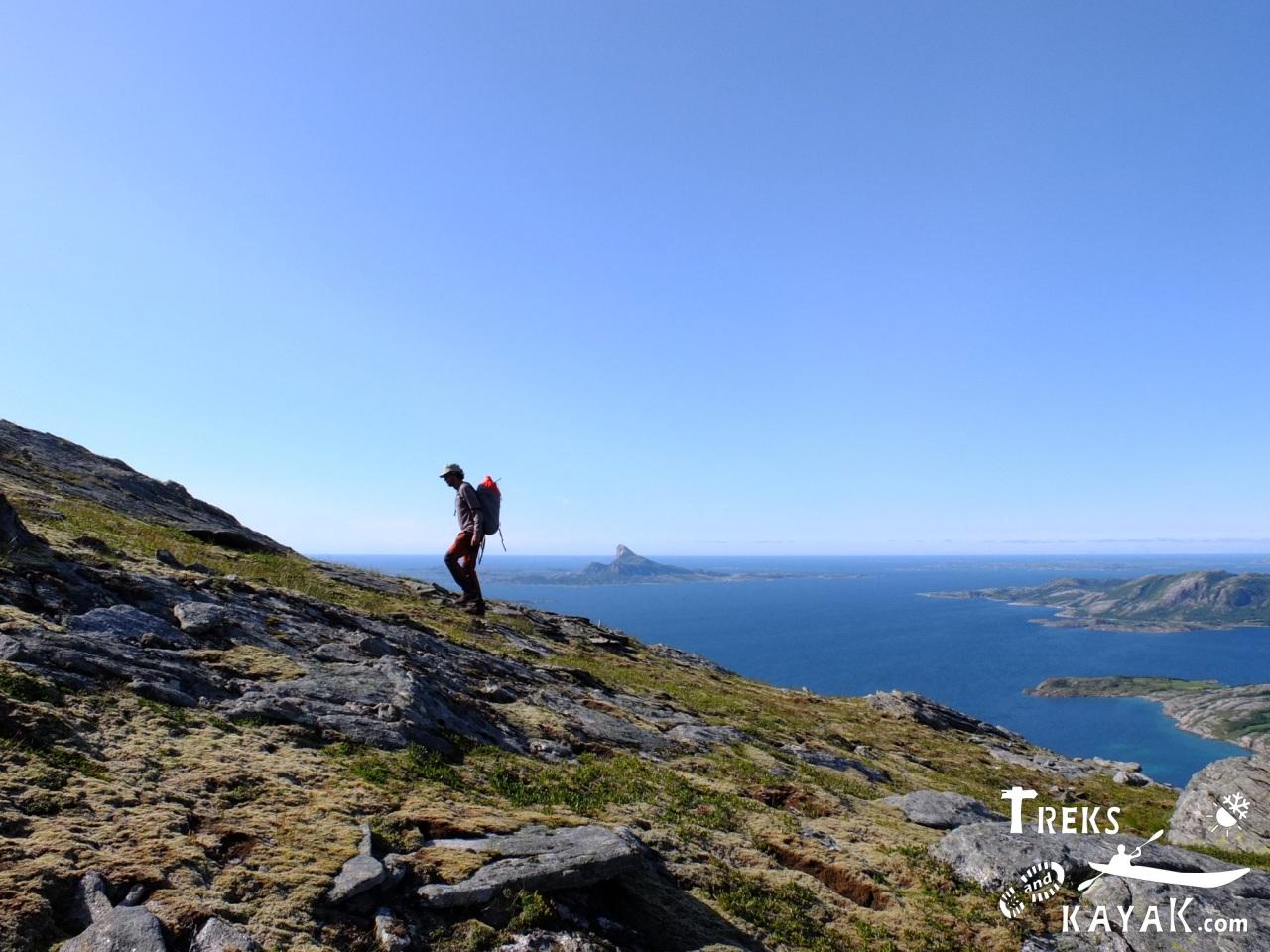 Le Cercle Polaire : L'immense Laponie, les Fjords et lesglaciers